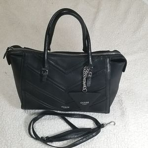 Guess Office Tote with Shoulder Strap